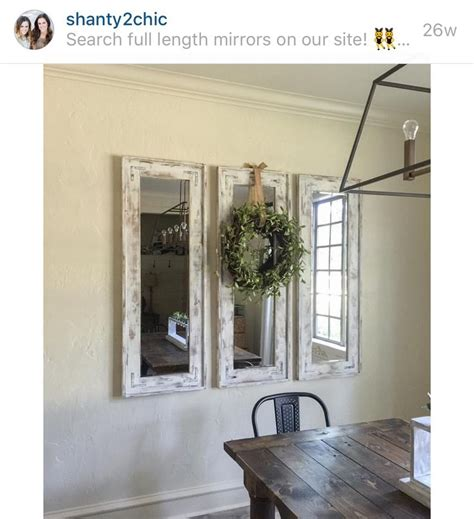 pin by shanty 2 chic love these mirrors by shanty 2 chic diy pinterest