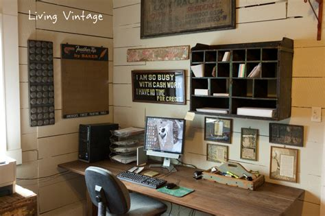 home printing office designs alto home office rustic home office houston by