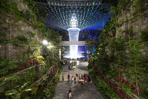 singapore changi airport guide