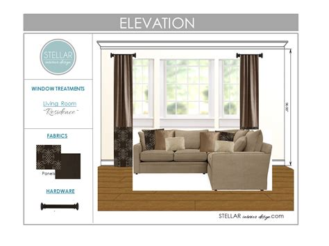 Stellar Interior Design by Window Treatment Ideas New Client Project Stellar