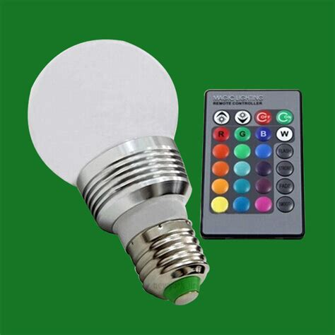 rgb led light bulbs rgb led light bulbs par38 rgb led light bulb 27w pro