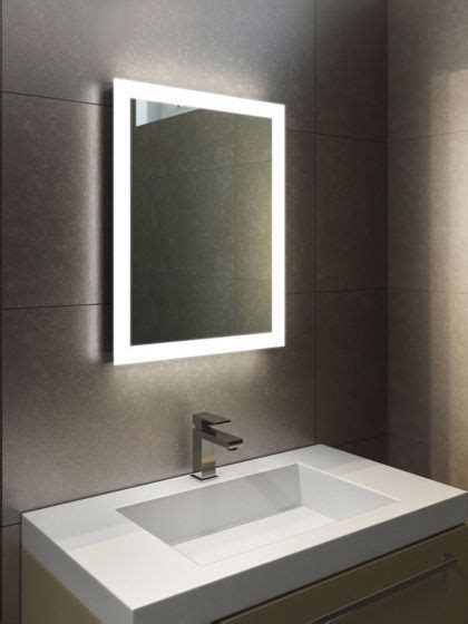 bathroom led mirror best 25 bathroom mirror lights ideas on bath