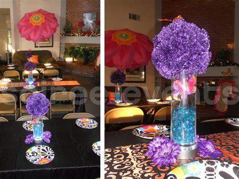 quinceanera butterfly theme decorations mad hatter quot un quinceanera quot soiree event design