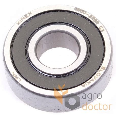 Bearing Low Speed 6000 2rs Toyo 6000 2rs c3 zkl kinex groove bearing oem 211294 0 for claas baler buy at