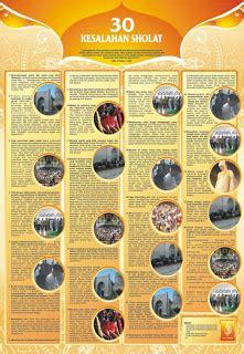 Poster Tuntunan Sholat juni 2009 pernikmoslem co nr