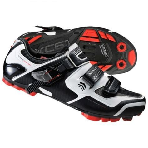 cross bike shoes shimano sh xc61 mtb race cross country cycling shoes ebay