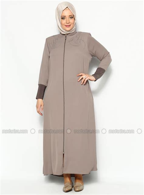 Busana Muslim Untuk Orang Yang Gemuk 10 Contoh Model Baju Muslim Untuk Orang Gemuk