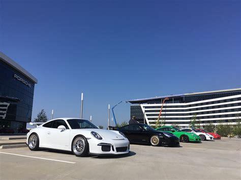 Porsche Atlanta by 311rs Visits Porsche Pec Atl 311rs
