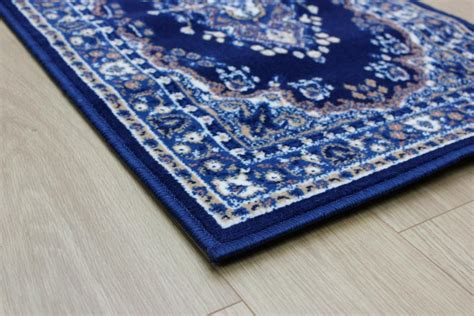 Navy Blue Runner Rug Blue Runner Rug Element Lancaster Navy Blue Traditional Rug Buy Rugs In The Uk Mottled Blue