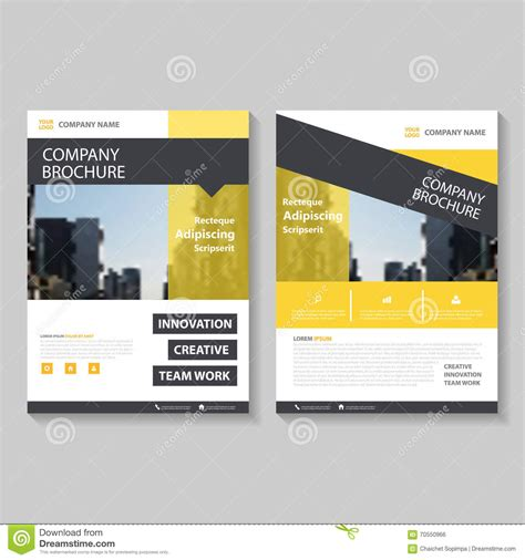 layout page vector the gallery for gt creative annual report cover page design