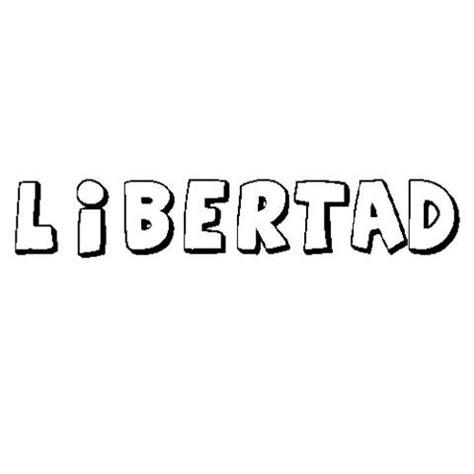 imagenes para dibujar que representen la libertad libertad dibujos para colorear
