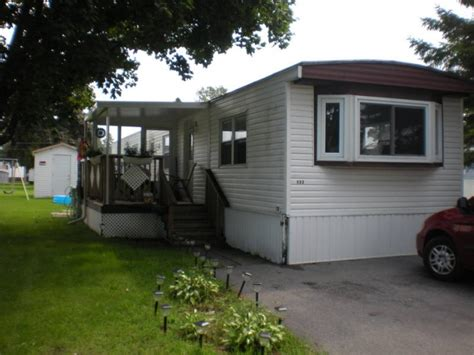 bayside 2 bedroom mobile home in trenton ontario