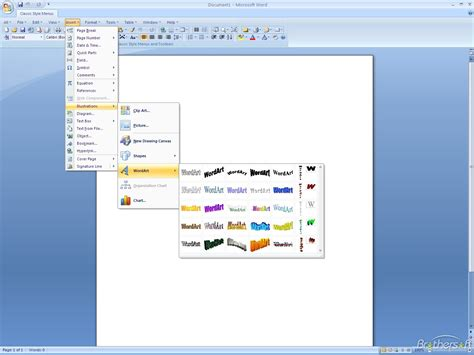 where is the autoformat in microsoft word 2007 2010 2013 and 2016