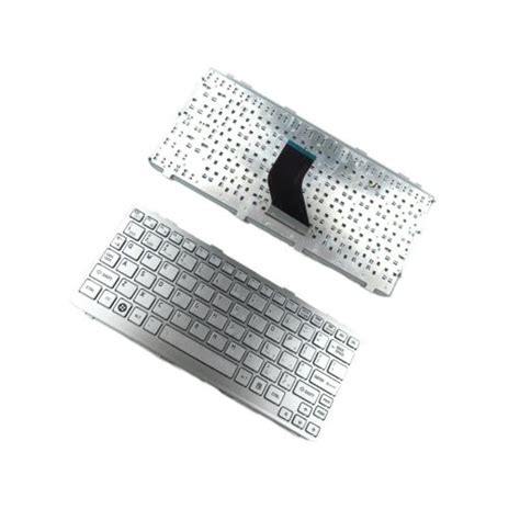Keyboard Laptop Toshiba C640d toshiba satellite nb520 laptop keyboard silver free