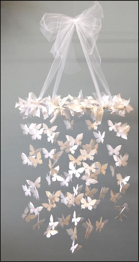 How To Make A Paper Butterfly Chandelier - studio 5 swarming butterfly chandeliers