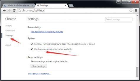 imagenes google no carga solucionar la carga lenta de p 225 ginas en google chrome
