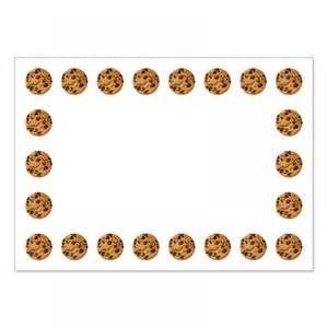 the gallery for gt cookie border clip art