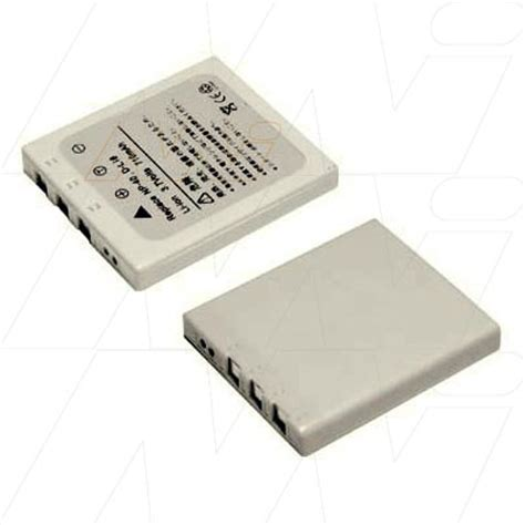 Baterai Rechargeable Sanyo sanyo fujifilm dcb np40 rechargeable battery au 25 98
