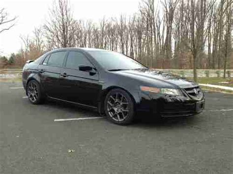 how petrol cars work 2004 acura tl transmission control find used 2004 acura tl black type s conversion in horsham pennsylvania united states for