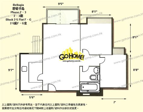 bellagio 3 typical 9th 31st floor plan global city bellagio floor plan floor plan of bellagio gohome com hk