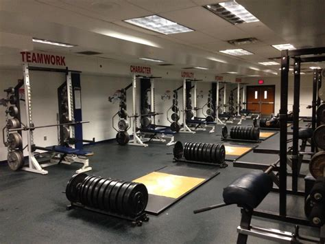 weight rooms weight room riverwood high school