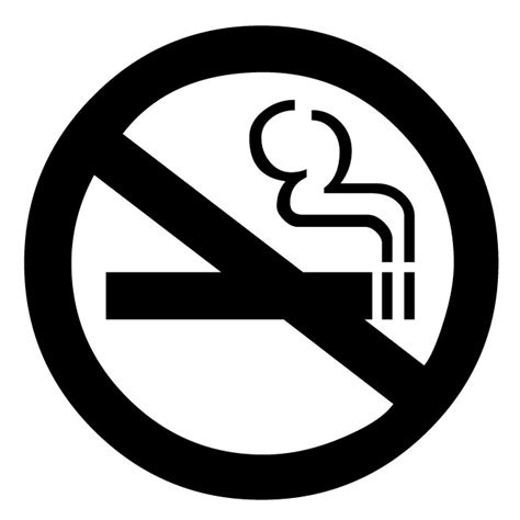 no smoking sign free vector no smoking vector symbol download at vectorportal