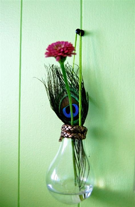 nice hanging light bulb vase decorations creative spotting diy decoration from bulbs 120 craft ideas for old light