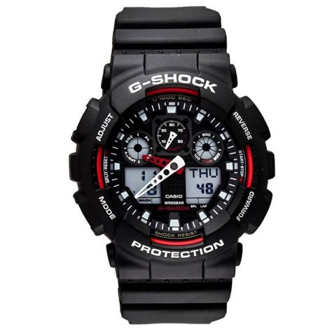 Jam Tangan Casio G Shock Ga 100 1a4dr Original casio g shock ga 100 1a4dr price in pakistan casio in pakistan at symbios pk