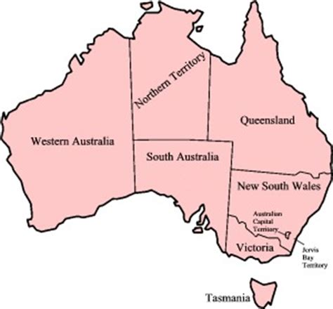 map of australia states and territories the state of south australia road network maps