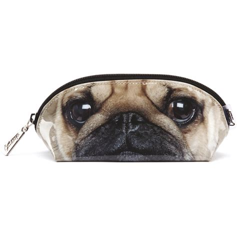 pug handbag uk catseye pug oval bag plushpaws co uk
