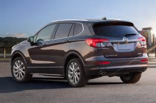 Who Make Buick Buick Envision Makes Official Debut Could Preview