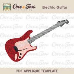 electric guitar templates electric guitar template cake ideas and designs