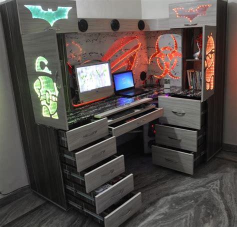 Build Cheap Computer Desk Ultimate Pc Desk