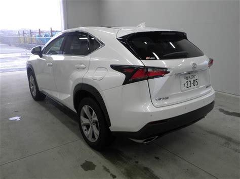 japanese car auction find 2014 lexus nx 200t japanese