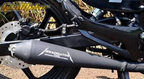 Motor Honda Mega Pro 2012 honda mega pro 2012 black flag gilamotor