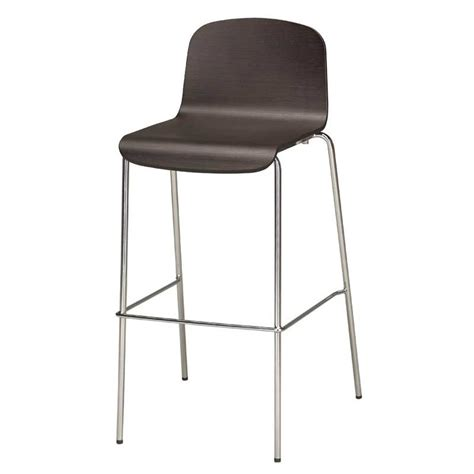 Trend Bar Stool by Trend Bar Stool In Wenge Finish Andy Thornton