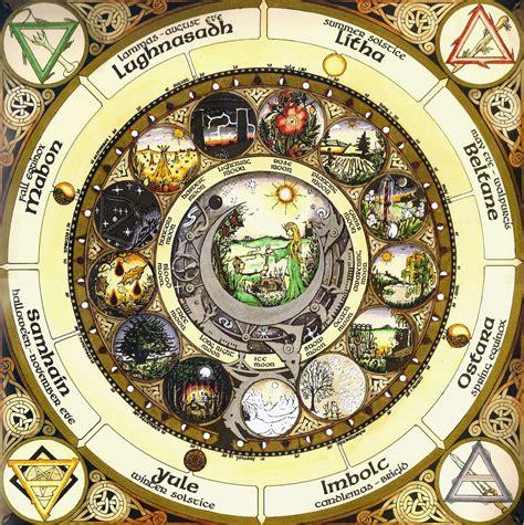 Calendario Wicca El Calendario Lunar De Silver Circle Silver Circle Wicca