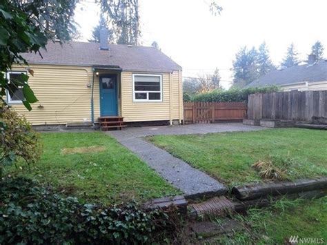 Small Homes For Sale Olympia Wa 800 Sq Ft Cottage For Sale In Olympia Wa