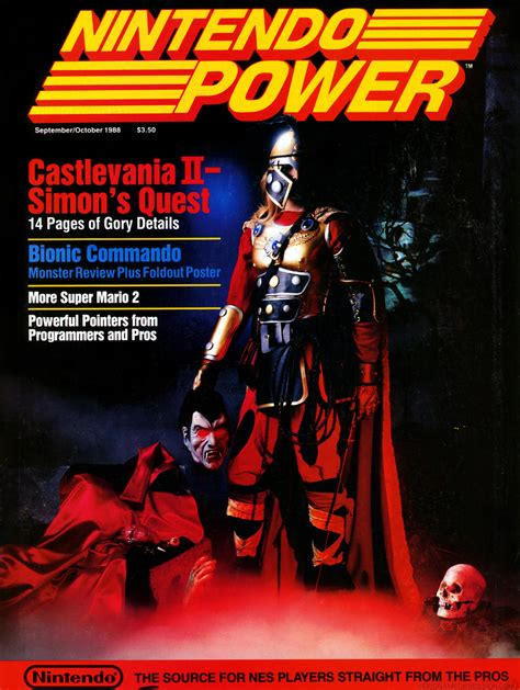 nintendo power simon s quest guide castlevania wiki