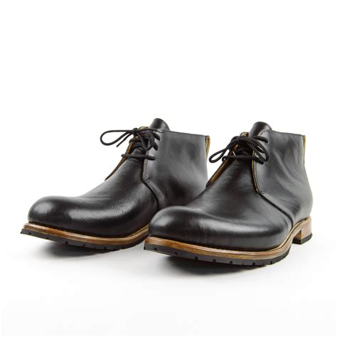 easton boot black cord shoes and boots