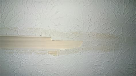 repairing textured ceiling painting how to repair quot textured quot ceiling texture home