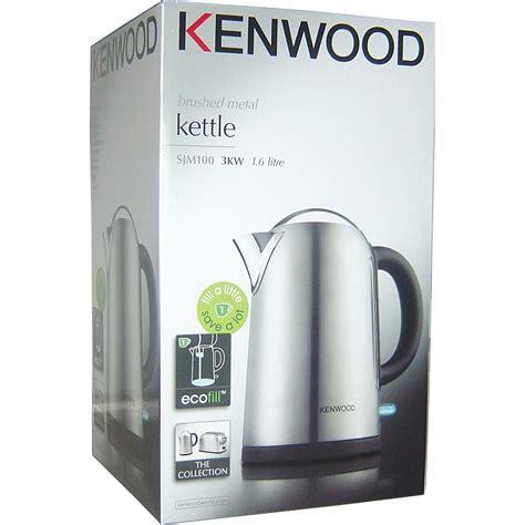 Kenwood SJM100 Kettle   ELF International Ltd