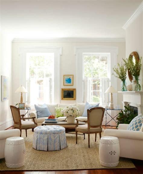 wohnzimmer einrichten farben wohnen mit natrlichen materialien und farben
