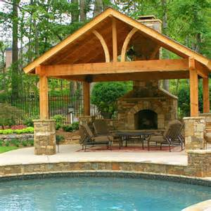 Outdoor Fire Pit Seating - 5 creative swimming pool landscaping ideas outside landscape group llc
