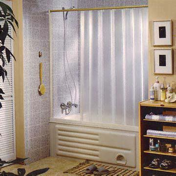 folding bathtub shower doors new potential inc bathroom products folding shower door