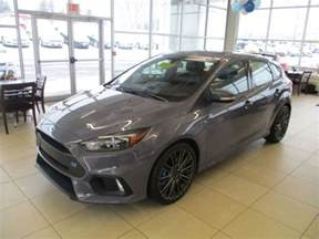 wf0dp3th1h4119239 2017 ford focus rs all wheel drive
