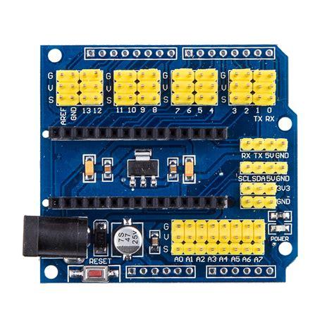 Nano Shield arduino nano i o extension shield electronics components