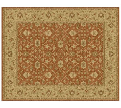 malika rug malika custom rug warm multi 10 18 week delivery pottery barn