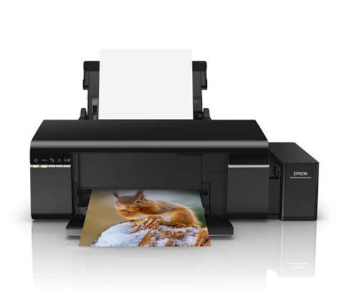 Printer Epson Foto Printer Foto Epson Terbaru L805 Dapat Mencetak Dari Perangkat Epson Indonesia