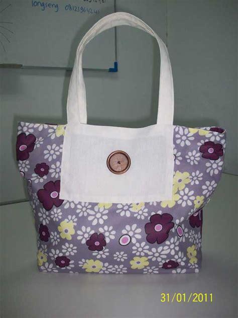 Kancing Motif Kayu No24 stitch handmade bag tas jinjing sleting kancing kayu